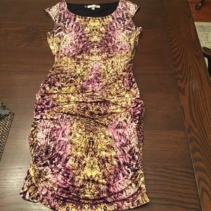 *5 for $25*Jennifer Lopez Fitted Dress with Zipper